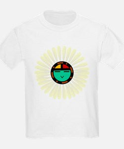 Native American Sun God T-Shirt