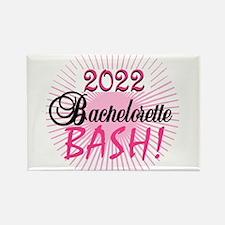 2016 Bachelorette Bash Rectangle Magnet