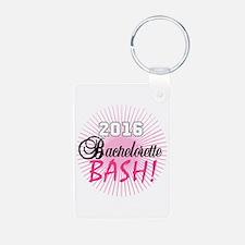 2016 Bachelorette Bash Aluminum Photo Keychains