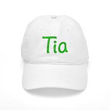 Tia Glitter Gel Baseball Cap