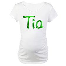 Tia Glitter Gel Shirt