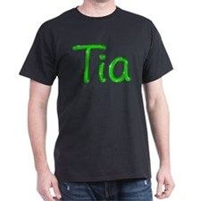Tia Glitter Gel T-Shirt