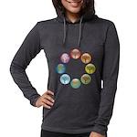 2-treewheel_4x4.png Womens Hooded Shirt