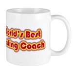 Worlds Best Skating Coach Mug