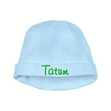 Tatum Glitter Gel baby hat