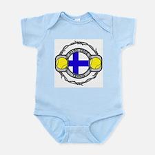 Finland Tennis Infant Bodysuit