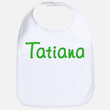 Tatiana Glitter Gel Bib