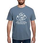 2-noaffect_dark.png Mens Comfort Colors Shirt