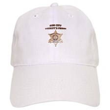 Sun City Sheriffs Posse Baseball Cap
