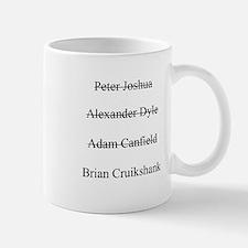 Charade Small Small Mug