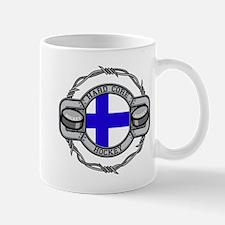 Finland Hockey Mug