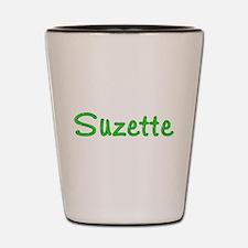 Suzette Glitter Gel Shot Glass