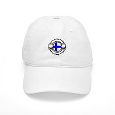 Finland Golf Baseball Cap