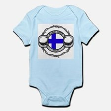 Finland Golf Infant Bodysuit