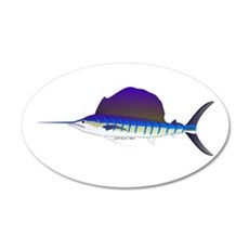 Sailfish fish Wall Decal