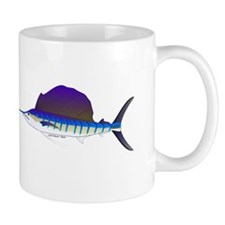 Sailfish fish Mug