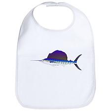 Sailfish fish Bib