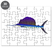 Sailfish fish Puzzle