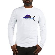 Sailfish fish Long Sleeve T-Shirt