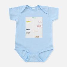 Les Miserables Infant Bodysuit