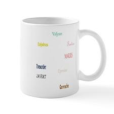 Les Miserables Small Mug