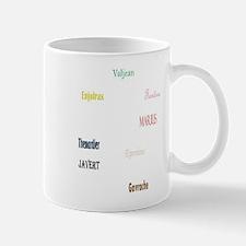 Les Miserables Small Small Mug