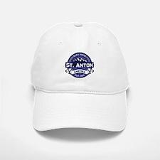 St. Anton Midnight Baseball Baseball Cap