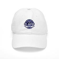 St. Anton Midnight Baseball Cap