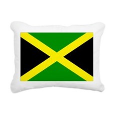 JamaicaFlag.png Rectangular Canvas Pillow