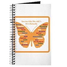 ABCs Butterfly Journal