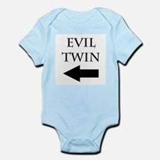 Evil Twin Infant Bodysuit