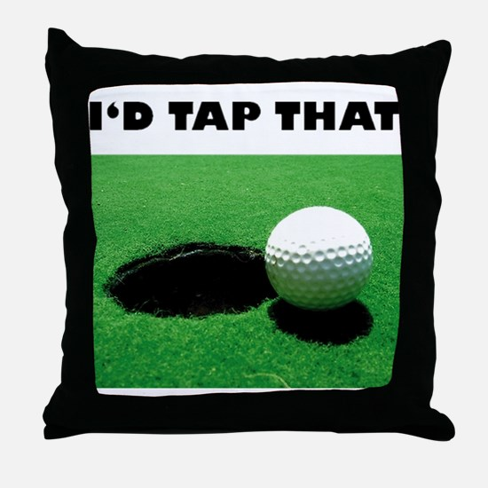 Id Tap That Throw Pillow