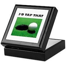 Id Tap That Keepsake Box