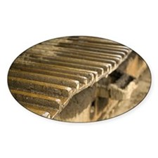 Tractor tread Decal