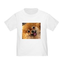 Happy Pomeranian T