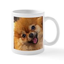 Happy Pomeranian Mug