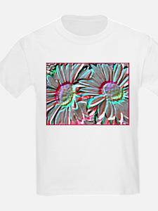 Daisies! Floral art, photo! T-Shirt