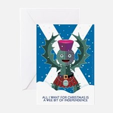 Indy Christmas Greeting Cards (Pk of 20)