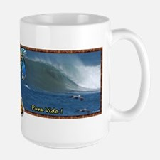 Costa Rica Surf Travel Wave - from CRsurf Mug