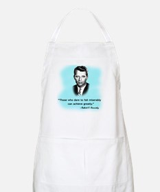 Robert F Kennedy Quote BBQ Apron