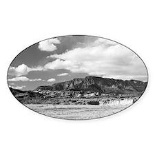 Utah Landscape Decal