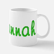 Savannah Glitter Gel Mug