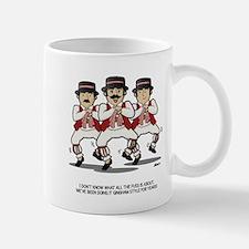 Morris Dancers Gangnam Style Mug
