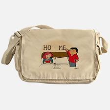 DIY Messenger Bag
