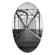 Canyon Bridge Decal