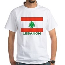 Flag of Lebanon Shirt
