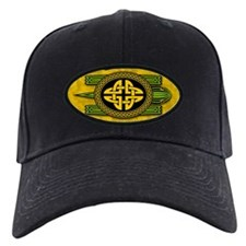 Black Celtic Turtle Cap