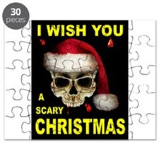 SCARY CHRISTMAS Puzzle