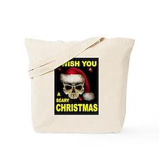 SCARY CHRISTMAS Tote Bag