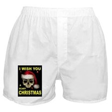 SCARY CHRISTMAS Boxer Shorts